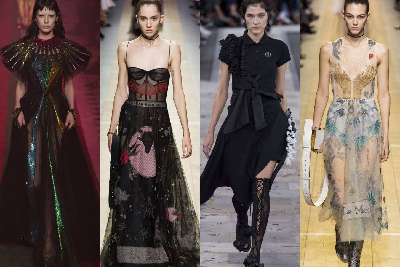 From witch fashion to gothic beauty: embrace your inner witch!