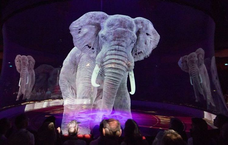 30 Amazing Hologram Experiences You Need To See To Believe