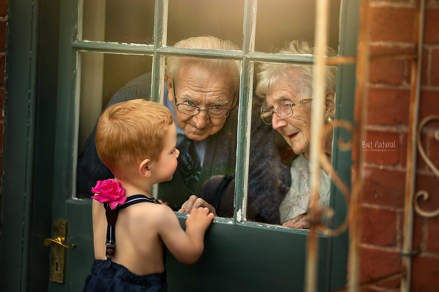 A True Love Story of a Couple Who Have Lived Together for Over 70 Years in Perfect Photography