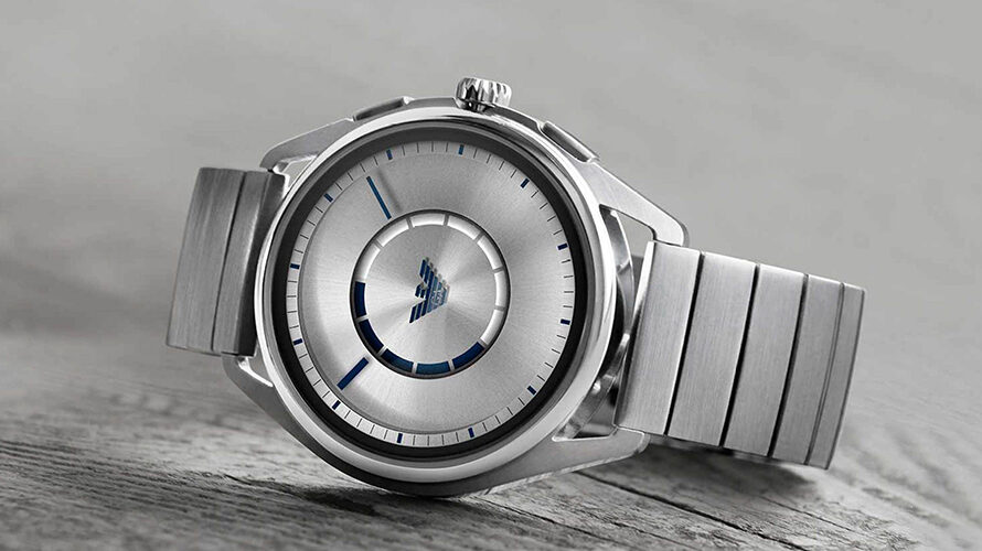 Armani watches – more than just a fashion complement